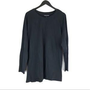 Soft Surroundings Tiffany Tee Long Sleeve Shirt